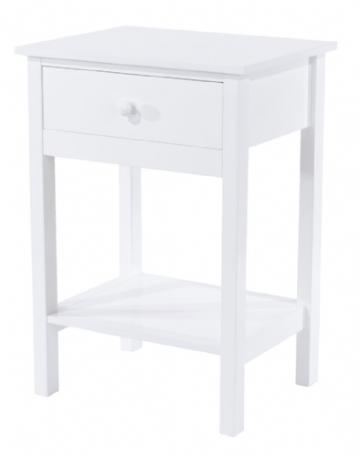 Options Shaker 1 Drawer Bedside
